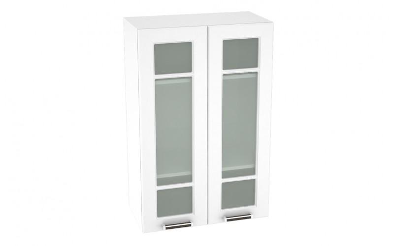 """Шкаф верхний витрина """"Прага"""" ШВС 609* (В 609, Ф-45Н)"""