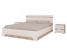 """Кровать с двумя тумбами """"Анталия"""""""