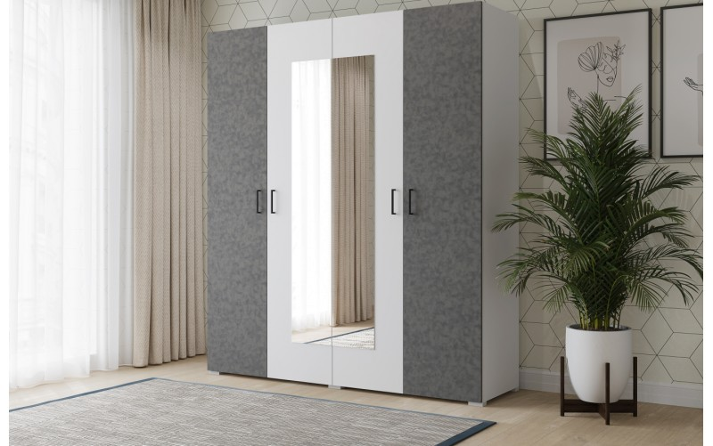 "Спальня ""Nova"" c 4-х дверным шкафом"
