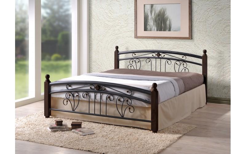 """Кровать двухспальная """"LILIUM 2S QB"""""""