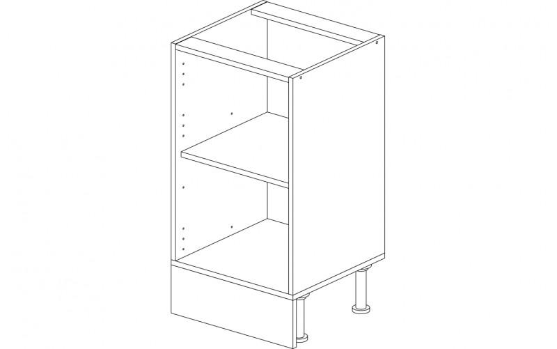 Корпус кухонный рабочий стол 45 см.