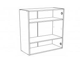 Корпус Шкаф кухонный навесной ШВ 809 (Ф-50Н, Ф-55Н)