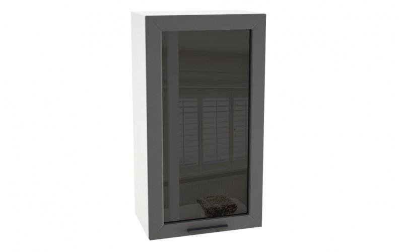 "Шкаф верхний витрина ""Глетчер"" ШВС 509* (В 509, Ф-35Н)"