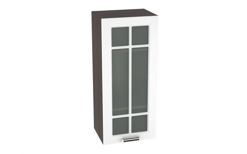 """Шкаф верхний витрина """"Прага"""" ШВС 409* (В 409, Ф-25Н)"""
