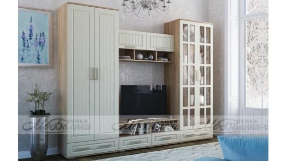 Мебельная стенка – любимица гостиной комнаты