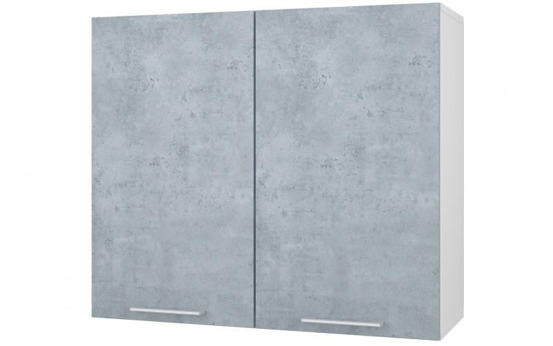 "Шкаф верхний ""Лофт"" 80 см."