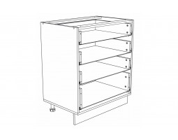 Корпус Кухонный рабочий стол ШН 604 (Ф-44)