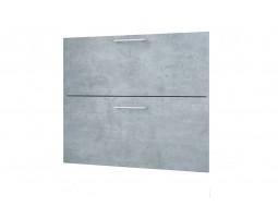 """Фасад-Панели для рабочего стола """"Лофт"""" Ф-80 - 2 ящика"""