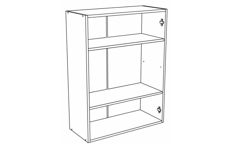 Корпус Шкаф кухонный навесной ШВ 609 (Ф-40Н, Ф-45Н, Ф-46Н)