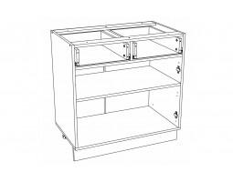 Корпус Кухонный рабочий стол ШН 801 (Ф-51)