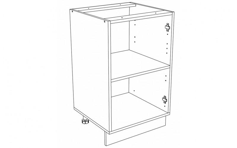 Корпус Кухонный рабочий стол ШН 500 (Ф-30)