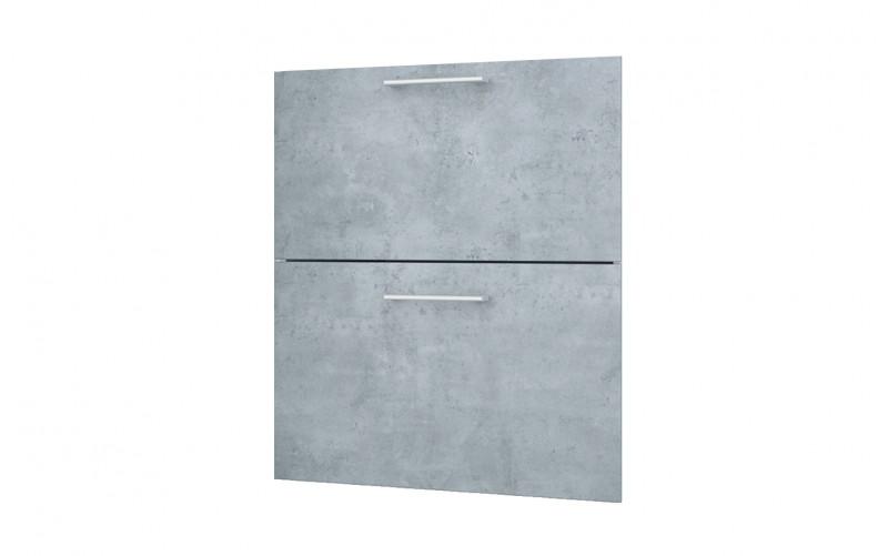 """Фасад-Панели для рабочего стола """"Лофт"""" Ф-60 - 2 ящика"""
