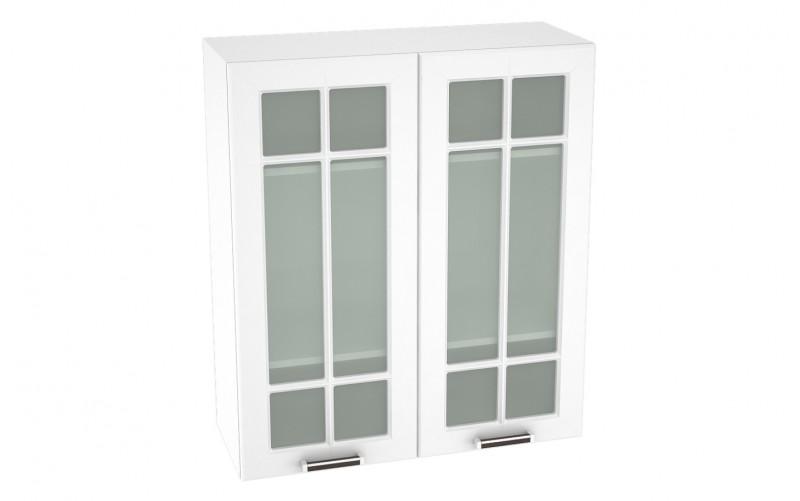 """Шкаф верхний витрина """"Прага"""" ШВС 809* (В 809, Ф-55Н)"""