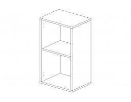 Корпус шкаф кухонный навесной 40 см.